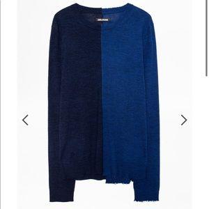 Zadig & Voltaire Jeremy Merino Sweater